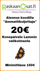 20€_ammattikuljettaja