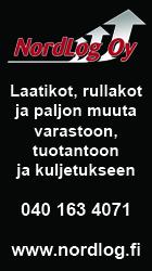 banneri NordLog Oy
