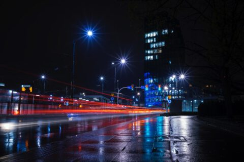 time-lapse-photography-of-road-during-night-time-1013516